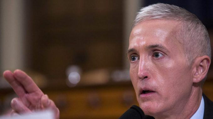 """Trey Gowdy has put the corrupt Obama administration on notice, warning them """"we're just getting started"""" and that he's ready to unleash subpoenas if that is what it takes to get to the truth."""