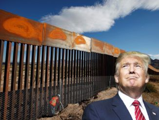 Shameless mainstream media has been lying about funding for Trump's border wall, telling viewers that the president did not get funding for his core campaign promise in the current budget.