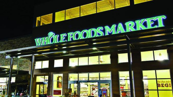 CIA purchases Wholefoods