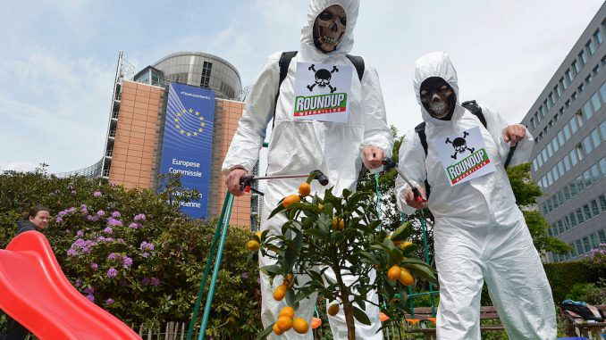Millions of Europeans rise up and demand a ban of deadly Monsanto products