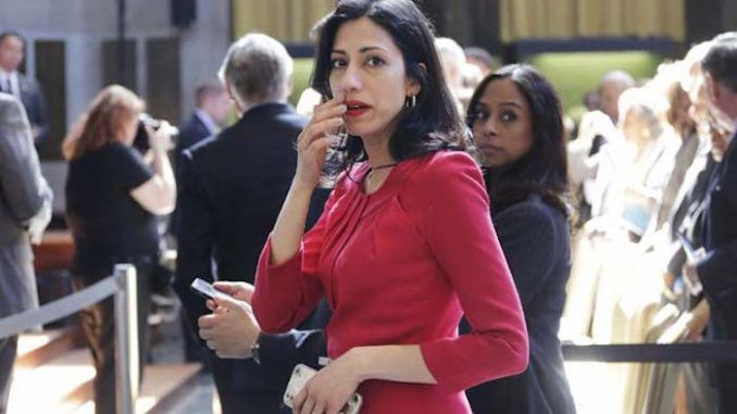 FBI raid Huma Abedin's home over more missing Clinton emails