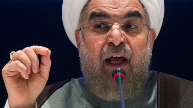 Iran accuses Israel of being involved in every single false flag in the Middle East
