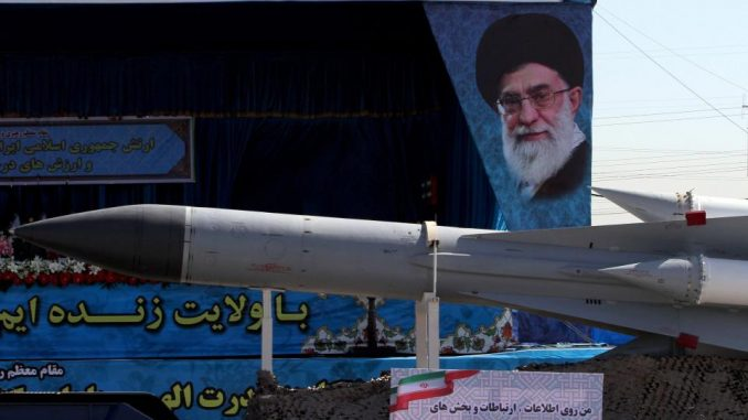Iran Launches Missile Strikes At ISIS In Syria - News Punch