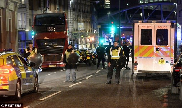 London on lockdown as government consider cancelling election after latest wave of terror attacks