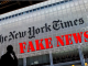 The NY Times has become the latest media outlet forced to admit that it fabricated information relating to the Trump-Russia conspiracy.