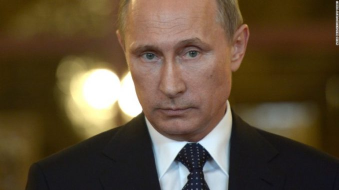 Putin slams US hypocrisy after they are caught meddling in Russia's elections