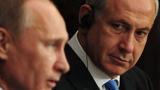 Russia is prepared to attack Israel in order to help recover the Golan Heights on behalf of Syrian President Bashar al-Assad.