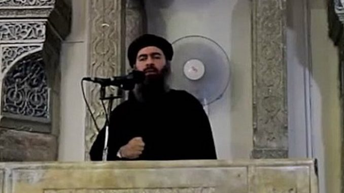 Putin confirms that Russian forces have killed ISIS leader Al-Baghdadi