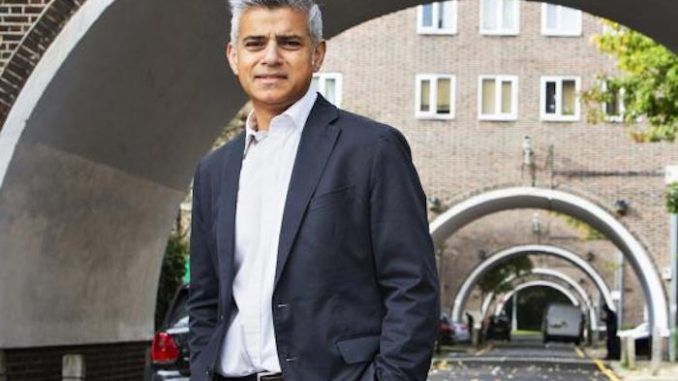 Sadiq Khan shared London apartment with friend of London terrorist