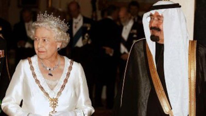 Saudi Arabia threatened UK with more terror attacks unless bribery inquiry was dropped