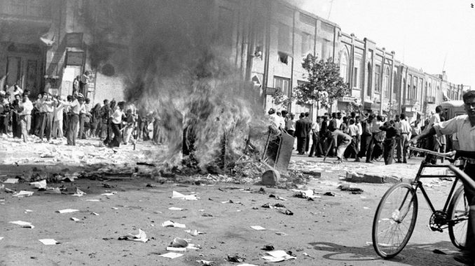 US State Department admit 1953 Iran coup was orchestrated by US government