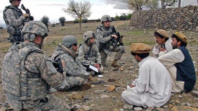 General Petraeus says that the US Afghan war could go on for another 100 years