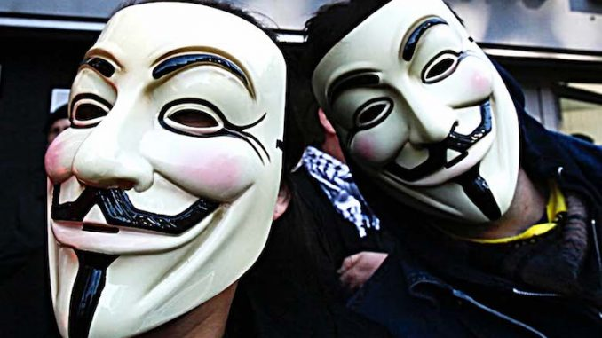 The Anonymous campaign against the corrupt global elite has gone into overdrive, with hackers taking the Bilderberg website offline just before the New World Order elite was due to meet.