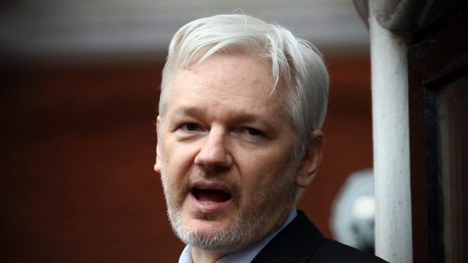 Grassroots liberals must start a new party, warns Assange, because the Democratic Party is rotten to the core and doomed to extinction.