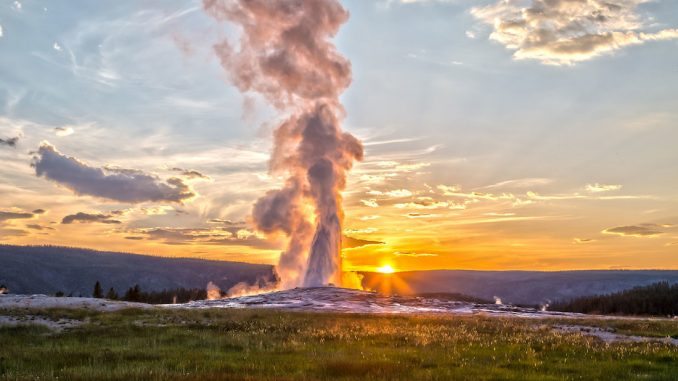 Multiple earthquakes strike Yellowstone
