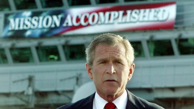 Bush administration had planned to attack Taliban a day before the 9/11 attacks