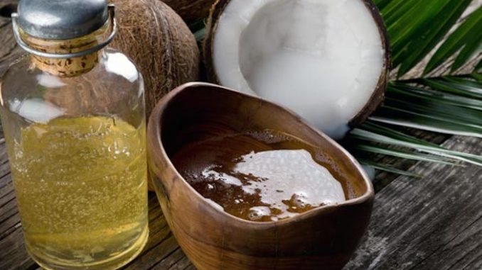 The origins of the coconut oil conspiracy can be traced back to 1954 when Big Business replaced butter with margarine on the American table.