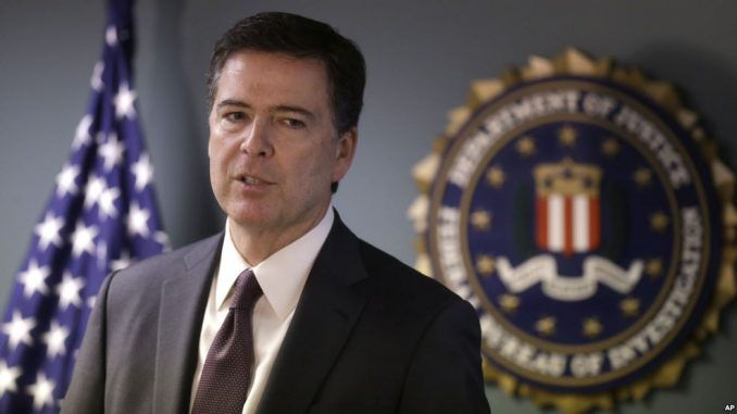 James Comey had Hillary's backup email device during the entire charade of an investigation into her emails, Judicial Watch reveals.
