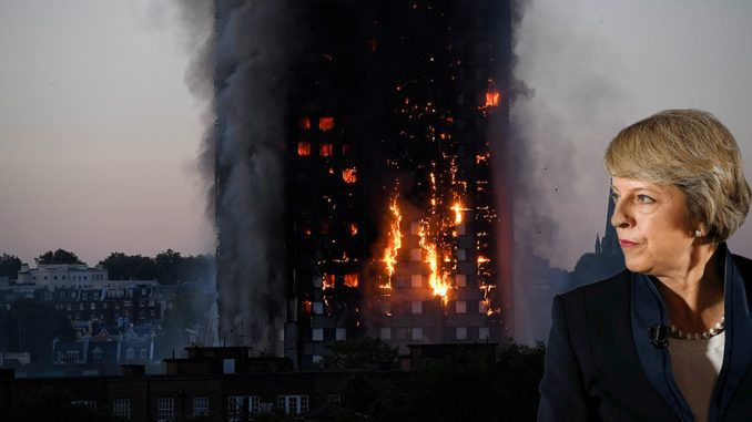 Theresa May ignored repeated warnings that Grenfell Tower was a fire hazard