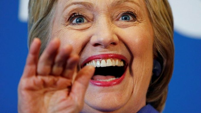 "Oxford University researchers have concluded that failed presidential candidate Hillary Clinton displays ""extreme Machiavellian egocentricity"" and should be officially considered a psychopath."