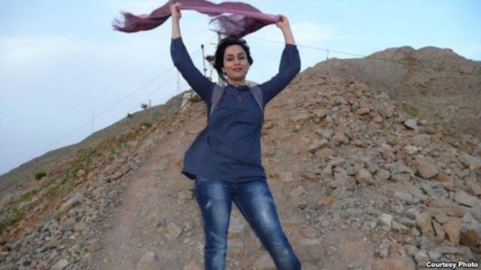 Iranian women are rising up and demanding the freedom to determine their own dress code and walk in public without wearing the Islamic hijab.