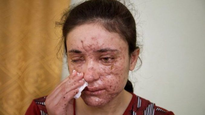 ISIS cooked and fed baby to sex slave mother