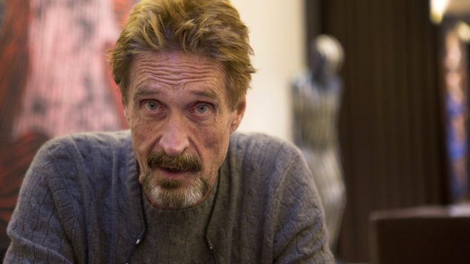 The CIA have access to your home router, as well as every WiFi system in the United States, warns internet security guru John McAfee.