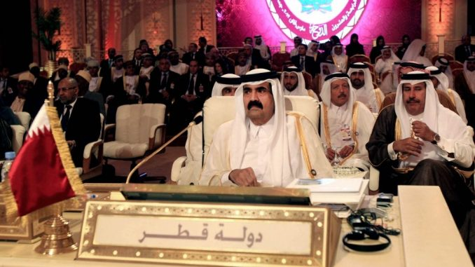 Arab League states accuse Qatar of supporting ISIS