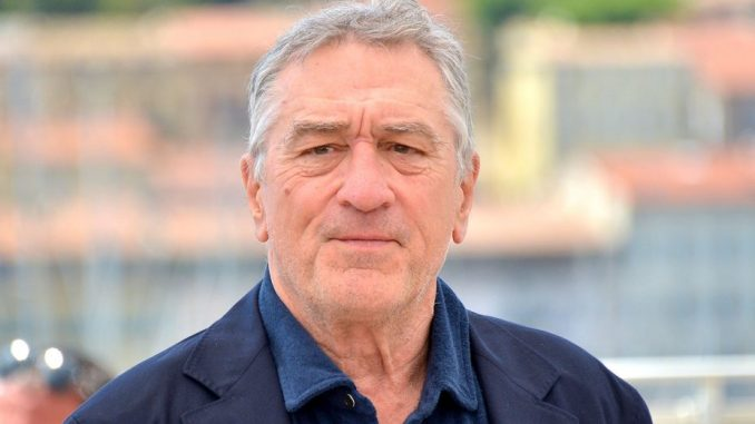 Robert De Niro was a client of a prostitution ring involving underage girls