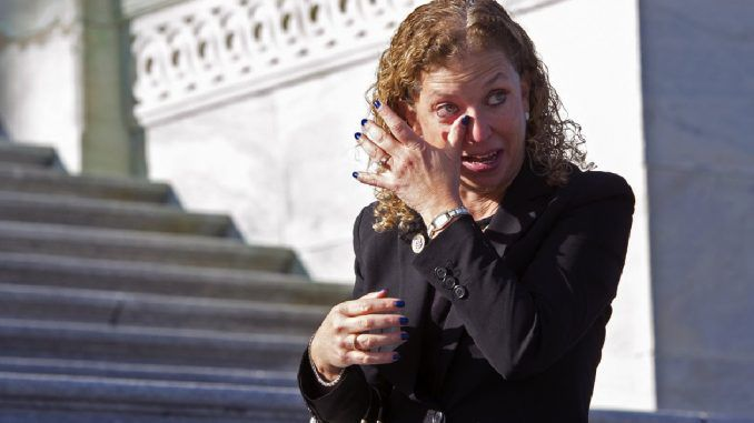 As the heat continues rising in the DNC, Wasserman Schultz is the latest Democrat to rat on a former comrade. It's beer and popcorn time.