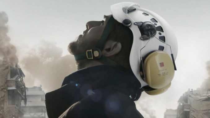 White Helmets caught hiding mutilated dead Syrian soldiers
