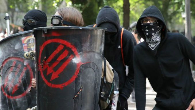 DHS label Antifa a domestic terrorist organization