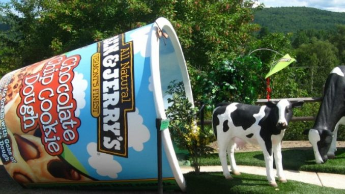 90% of Ben & Jerry's ice cream flavors test positive for Monsanto's glyphosphate, according to a shocking new study.