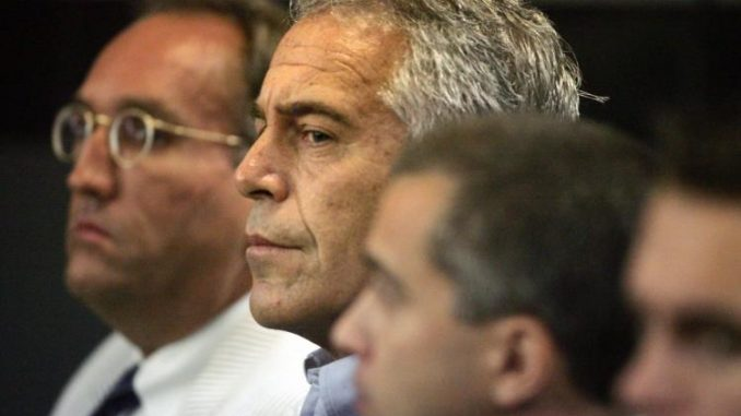 Child abuse victims sue federal government over sweet deal given to pedophile Jeffrey Epstein