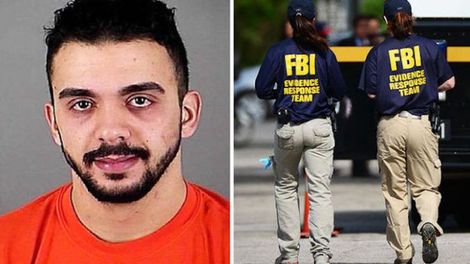 FBI caught arming extreme Islamist urging him to commit mass shooting
