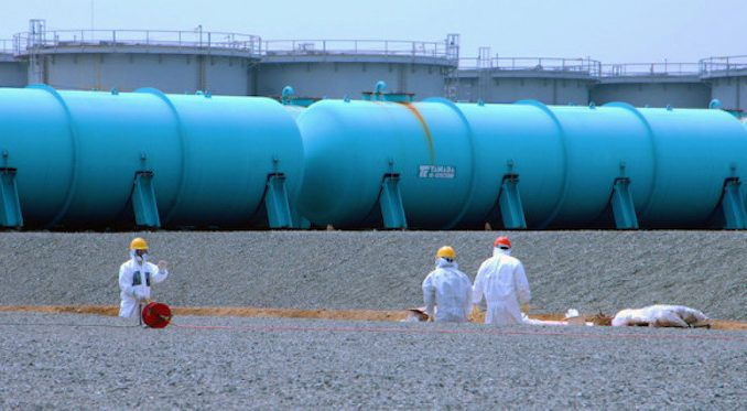 Fukushima to dump tons of deadly nuclear waste into the ocean