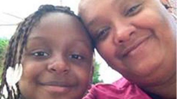 Black Lives Matter gun down 7 year old girl