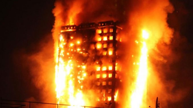 British Judge: Grenfell Tower Fire Caused By ISIS Bomb – Media Blackout.