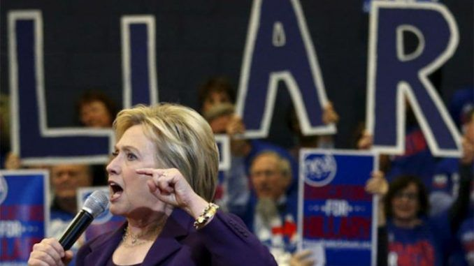 Hillary Clinton announces plans to play significant role in 2018 midterms