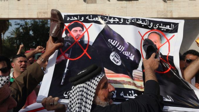ISIS confirm that their top commander Baghdadi is dead