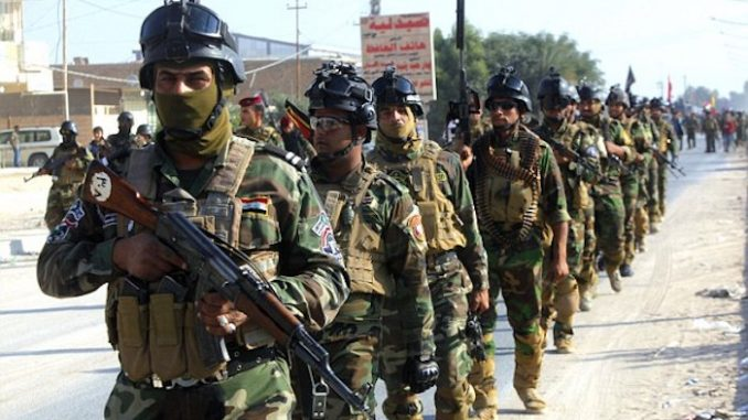 Iraqi army defeat ISIS, driving them out of the country