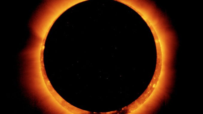 NASA prepares for first solar eclipse in 99 years