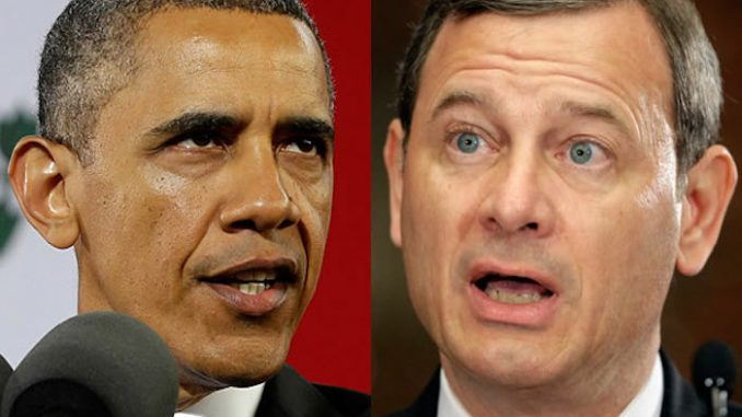 Obama administration hacked Supreme Court Justice John Roberts