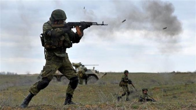 Russian soldier killed by US-backed militants in mortar attack in Syria