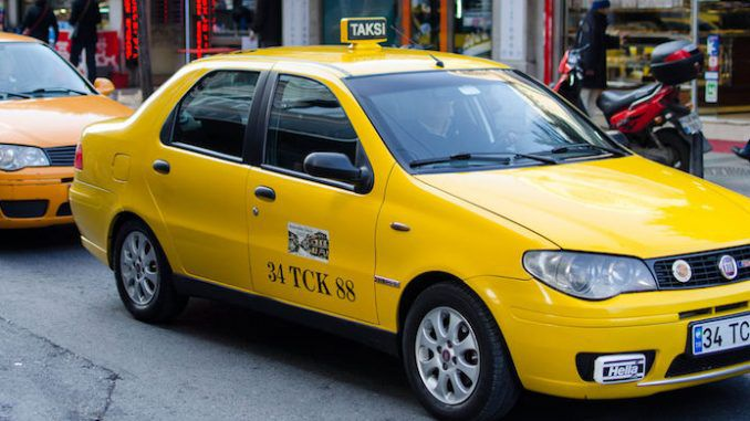 Turkey's alternative uber services includes government surveillance tools
