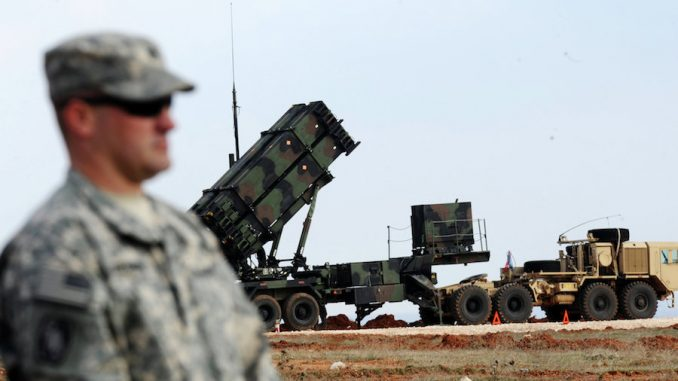 US military deploy Patriot missiles to Russian borders