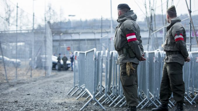 Austria deploy troops to Italian border to stop uncontrolled influx of immigrants