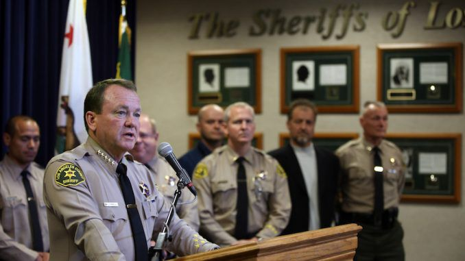 California police officials announce largest ever human trafficking bust in US history