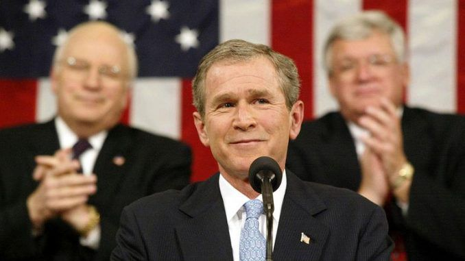 George Bush planned Iraq invasion two years prior to September 11, according to former ghost writer