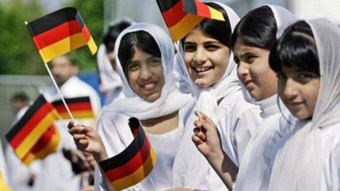 Germans officially become a minority in their own country